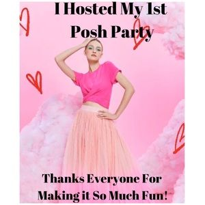 Dresses & Skirts - I Hosted My 1st Party!! Thanks everyone!